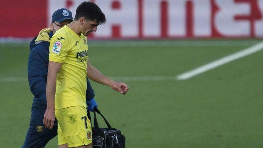 Gerard viajará igual con la selección pese a lesionarse ante el Cádiz