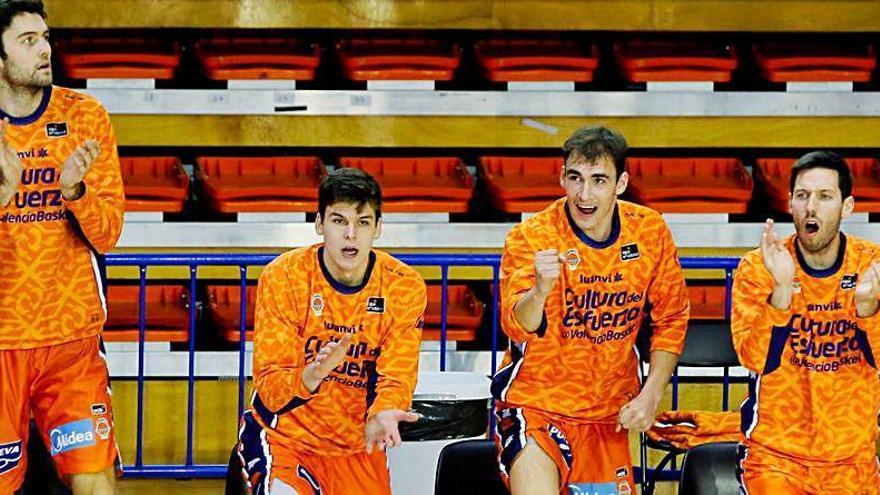 Doble prueba de fuego para el Valencia Basket