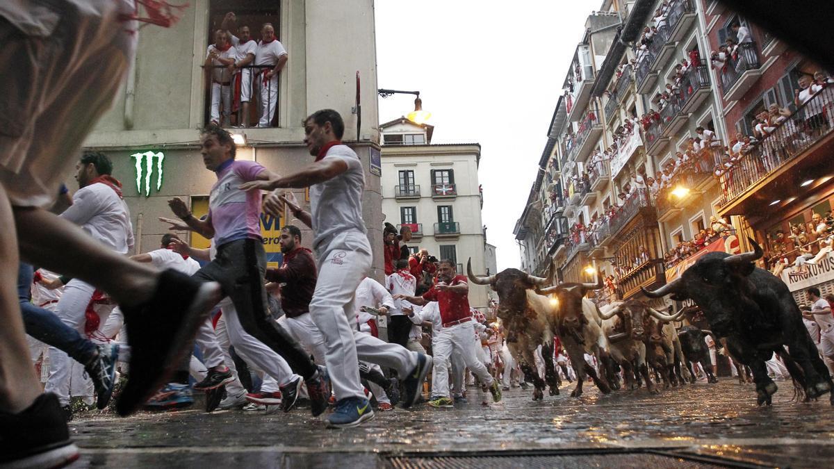 El encierro de Pamplona volverá a estar ausente de las calles.