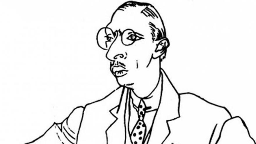 Stravinski, el darrer europeu