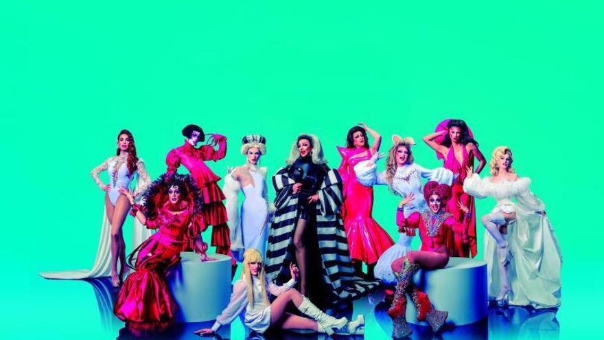 El éxito drag que se gestó en Canarias