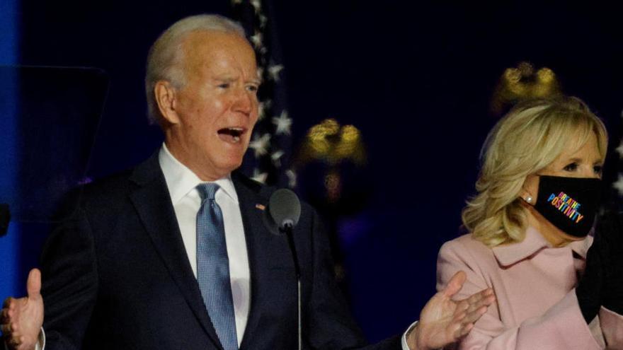 Biden supera el rècord d'Obama en vots populars