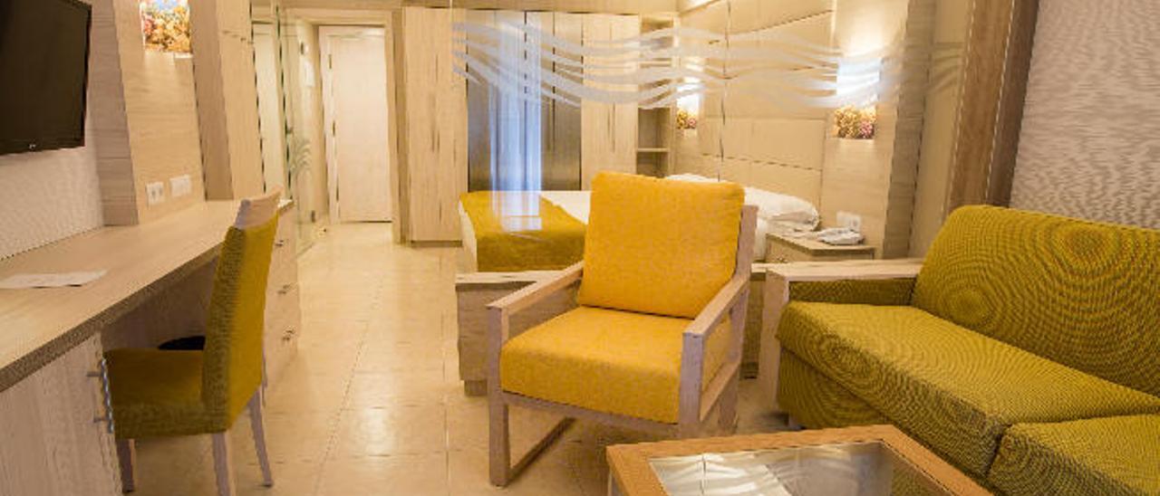 Bull Hotels invierte 12 millones para renovar dos de sus hoteles en el Sur