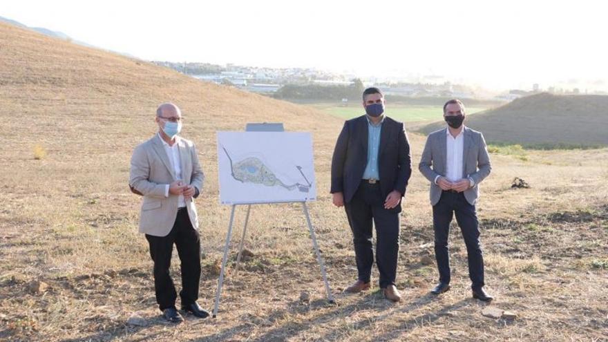 Mijas presenta tres proyectos por 36 millones de euros al programa Next Generation