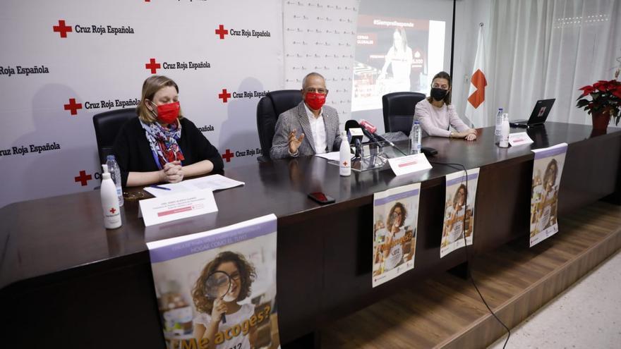 Cruz Roja ha atendido a 15.000 zamoranos durante la pandemia