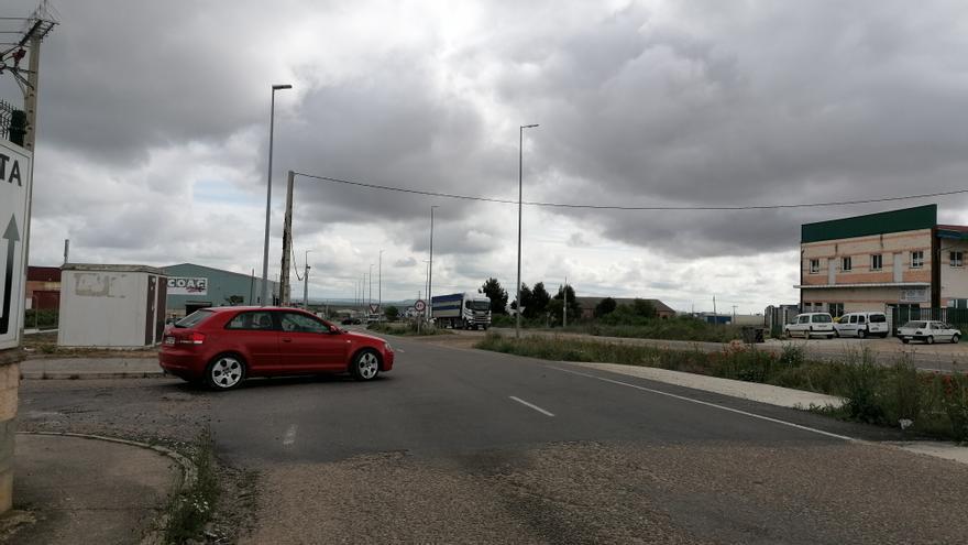 La Junta aporta 120.000 euros para mejorar la conexión entre zonas industriales de Toro