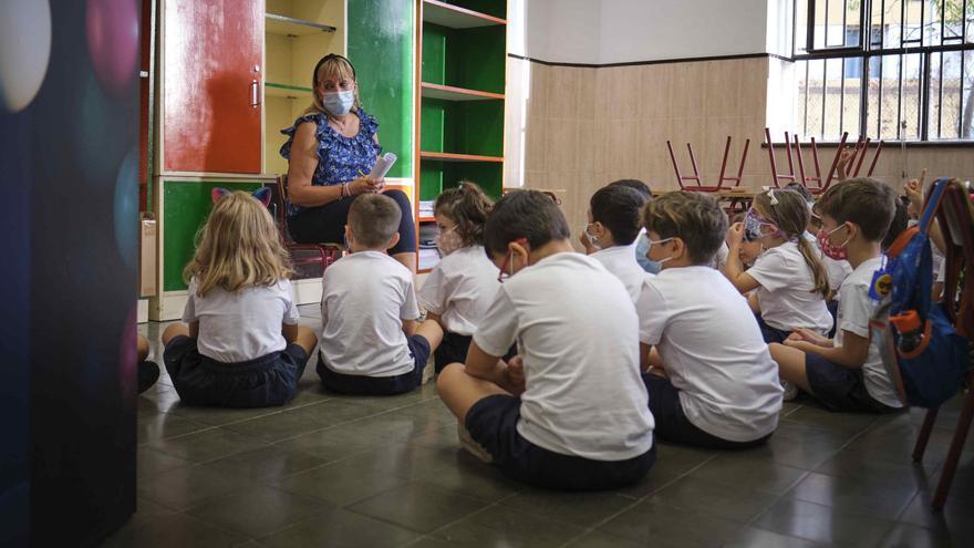 ANPE denuncia que Educación discrimina a los docentes de 'refuerzo Covid'