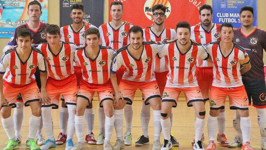 El Manresa FS es juga entrara la final four catalana, demà a la pista del Salou