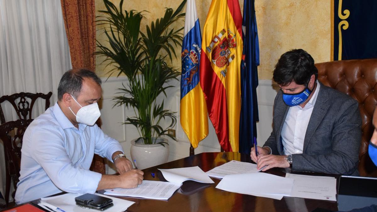 Santiago del Teide se une al Sistema VioGén del Estado para la protección de las víctimas de Violencia de Género