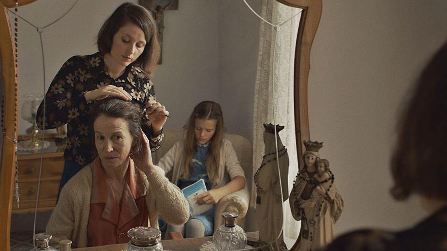 Marga Melià presume de 'Dona', corto premiado en Madrid