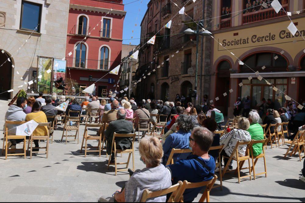 Diada de Sant Jordi, a Calonge