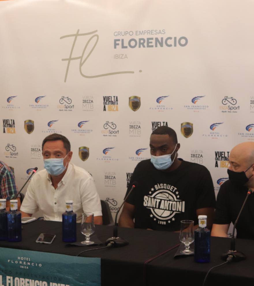 Laron Smith, el nuevo fichaje del Club Bàsquet Sant Antoni para la LEB Plata