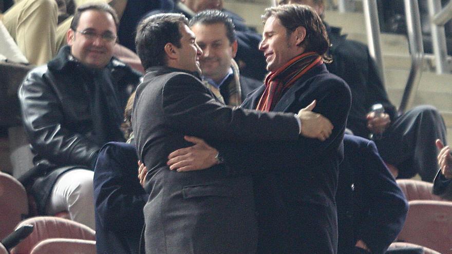 Mateu Alemany será el máximo responsable deportivo en la candidatura de Joan Laporta a la presidencia del Barcelona