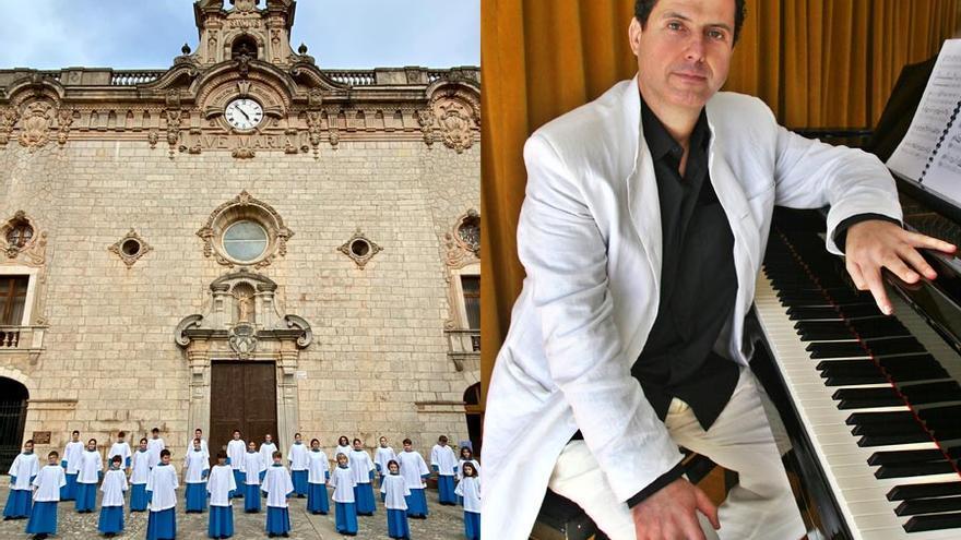 60é Festival de Pollença - Escolania de Lluc i Andreu Riera