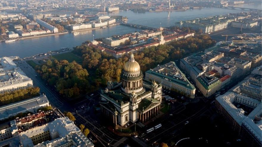El GP de Rusia de Fórmula 1 pasará de Sochi a San Petersburgo en 2023