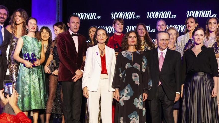 La revista «Woman» celebra la cuarta edición de sus premios