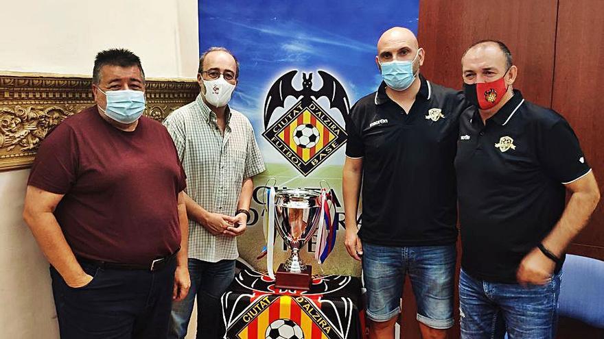 El Torcaf arranca                 en el Suñer Picó y será  internacional en 2022