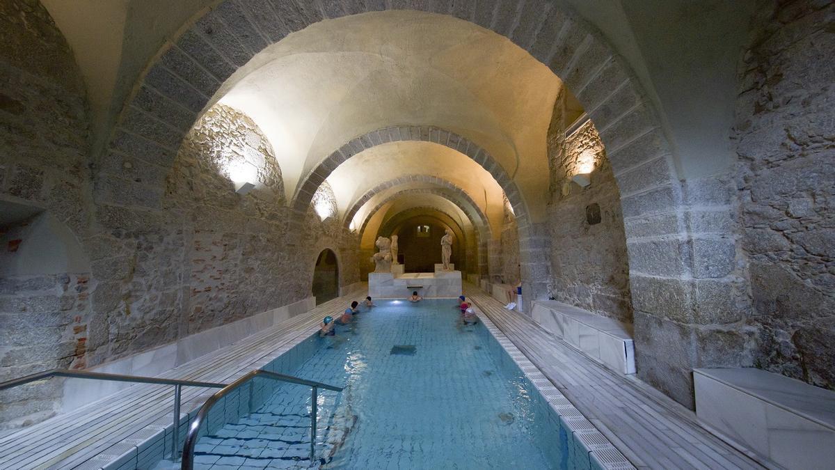 El Balneario de Baños de Montemayor es Villa Termal de excelencia en Extremadura.