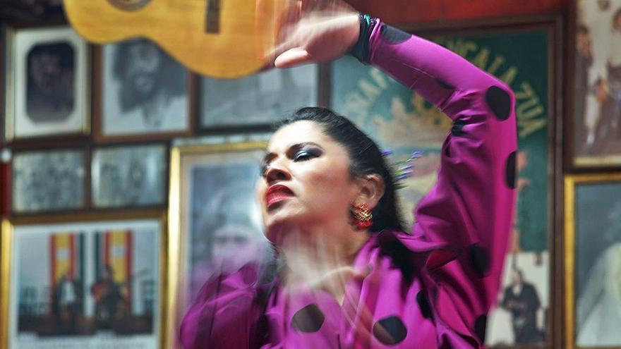 El arte flamenco en imágenes