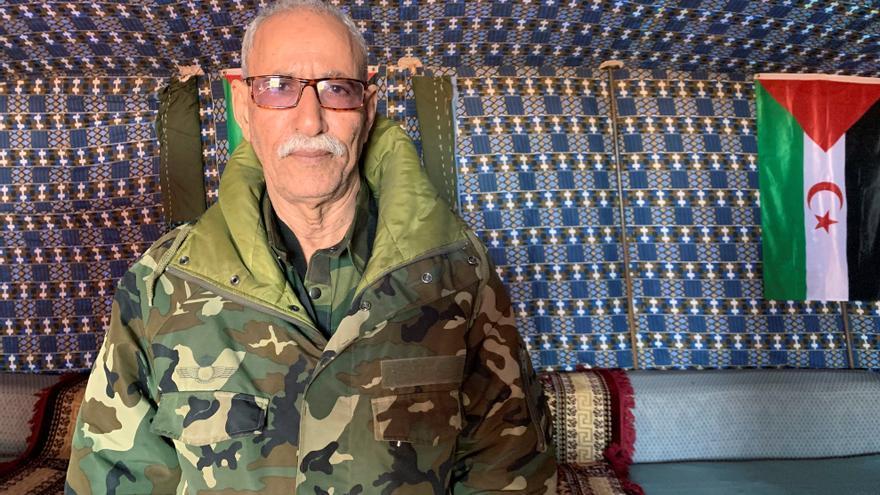 El juez archiva una querella por genocidio contra el líder del Frente Polisario, Brahim Gali