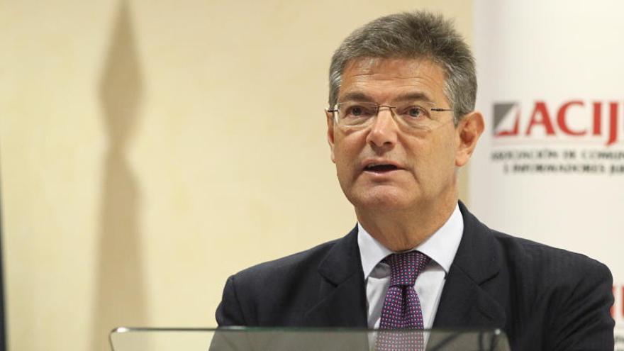 El exministro Catalá será el nuevo presidente de Belagua