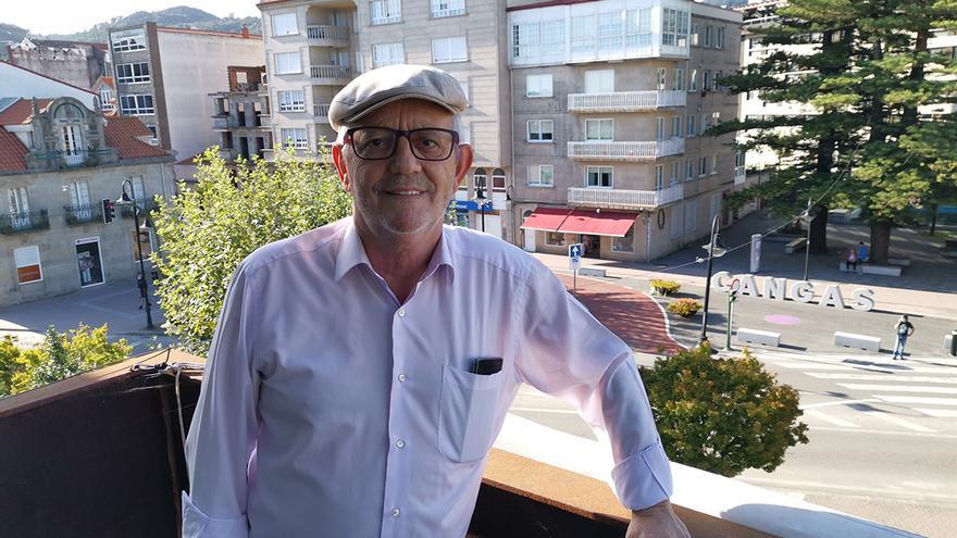 Muere el alcalde de Cangas, Xosé Manuel Pazos