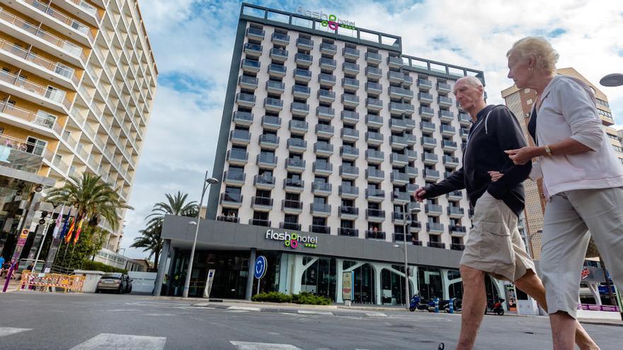 'Hoteles refugio' para los turistas que deban guardan cuarentena