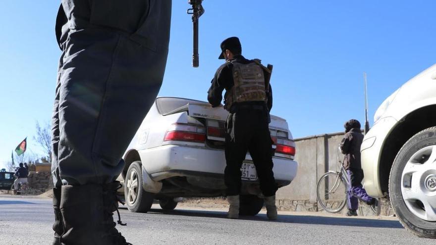 Mueren diez personas en Afganistán tras tres ataques en Qalat y Jalalabad