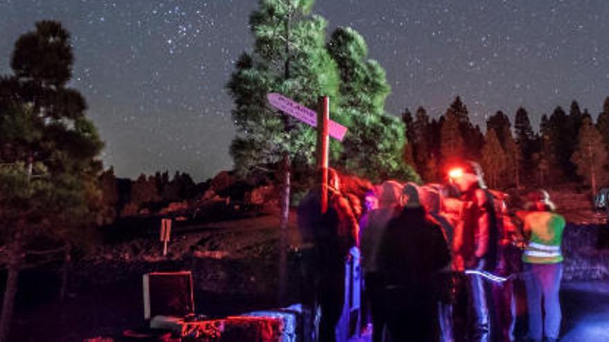 Ultramaratón de observaciones astronómicas