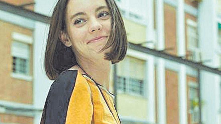 Vicky Luengo gana el Ondas por su papel en 'Antidisturbios'