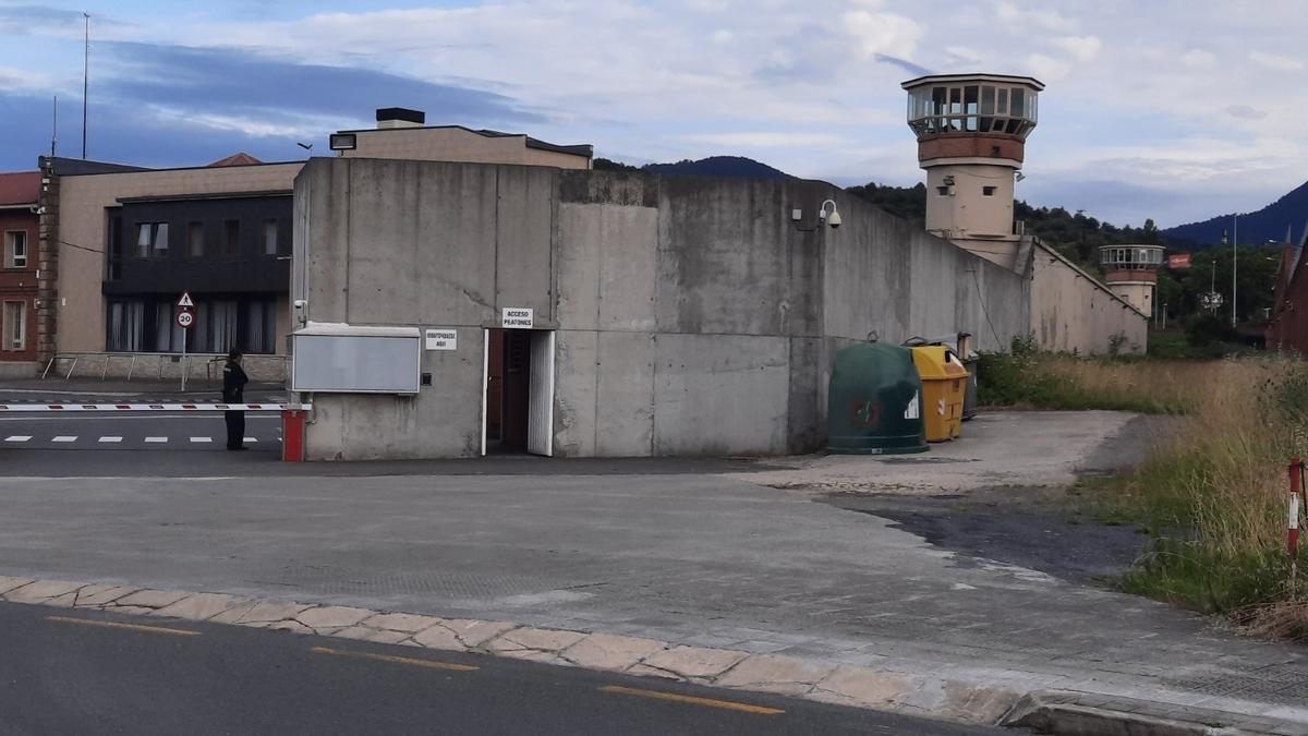 Archivo - Prisión de Basauri (Bizkaia)