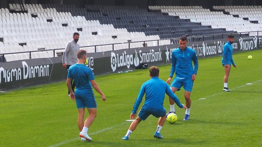 El Castellón afronta una reválida por la permanencia ante el Oviedo