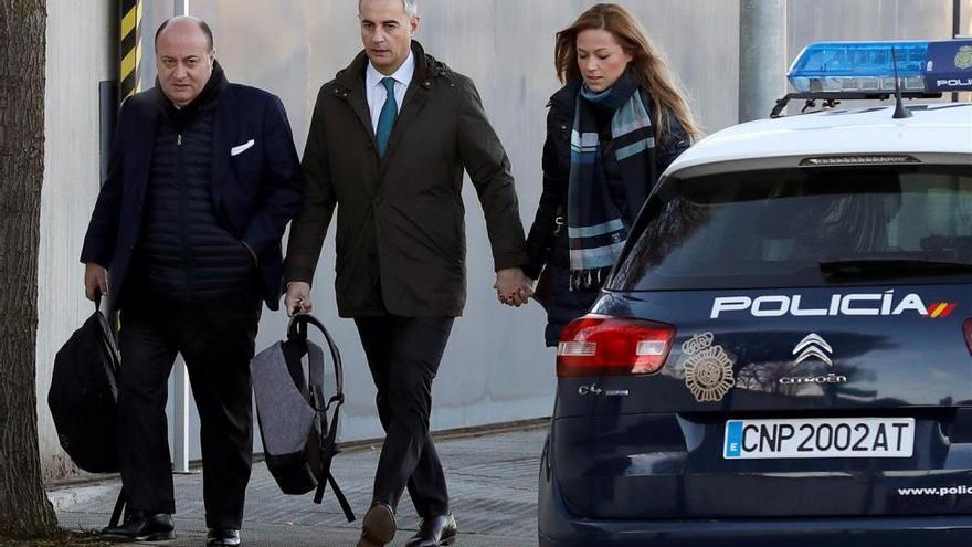 """Se reanuda juicio de Gürtel con la posible confesión de Crespo y """"El Bigotes"""""""