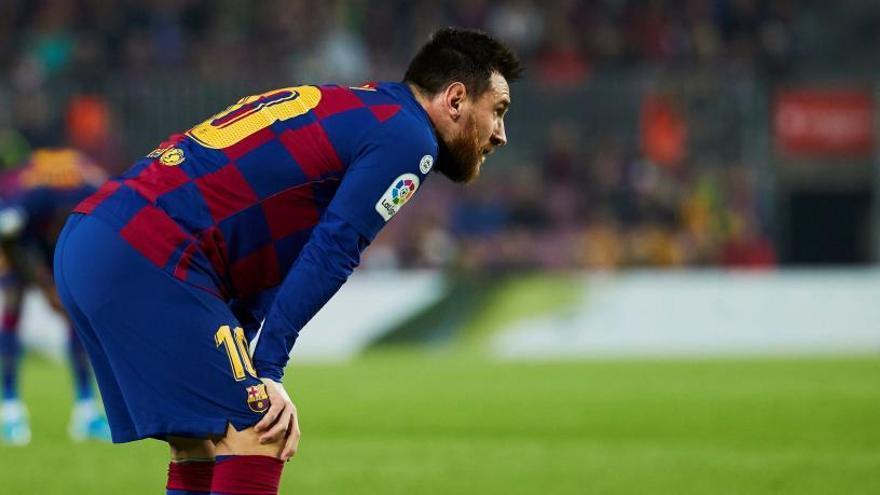 Aplazado al 7 de enero un juicio por la gestión de los derechos de imagen de Messi
