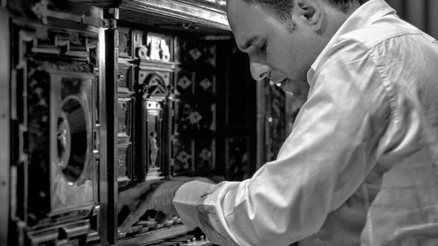 Juan de la Rubia cierra el festival de música sacra
