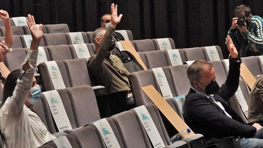 El bloqueo político paraliza el geriátrico de la Fundación Amancio Ortega en O Pino