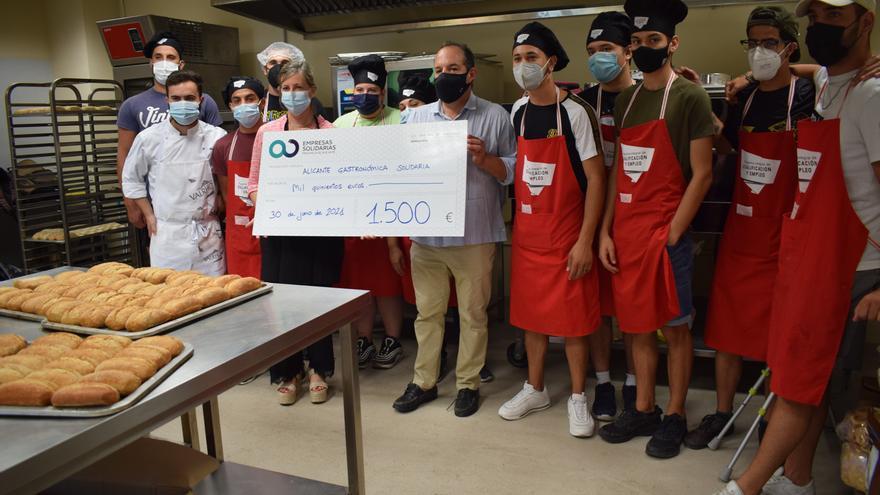 El proyecto Empresas Solidarias apoya la labor de 21 entidades sociales de la provincia