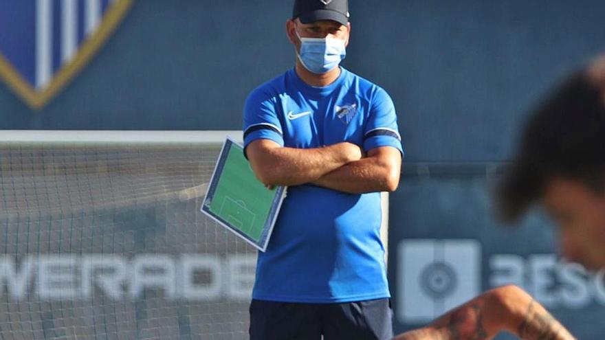 Málaga CF: cinco inscritos y a esperar refuerzos