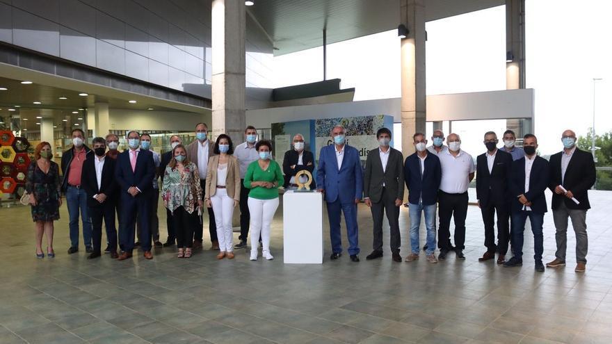 El Museo del Azulejo de Onda exhibe los proyectos premiados de los Alfa de Oro