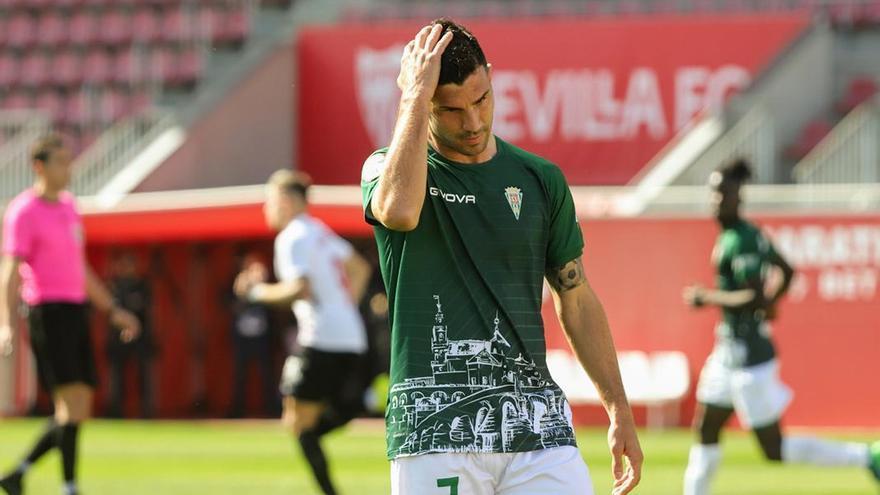 El Córdoba CF y su fin de semana descorazonador