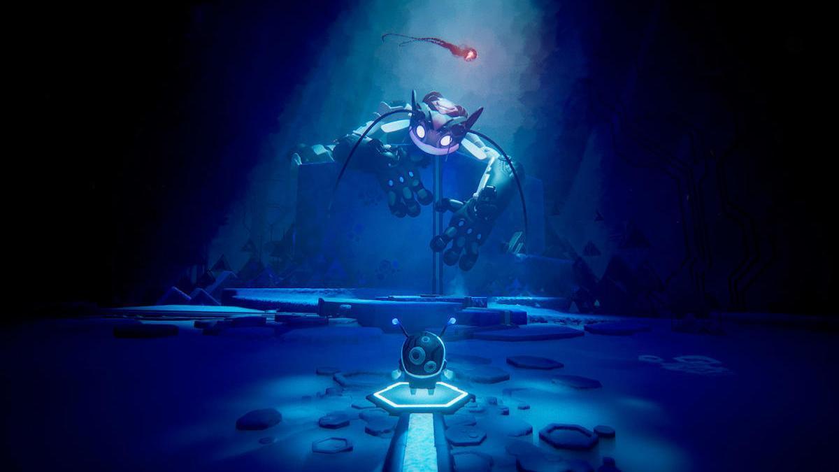 Dreams contará con soporte de Realidad Virtual para jugar y crear.