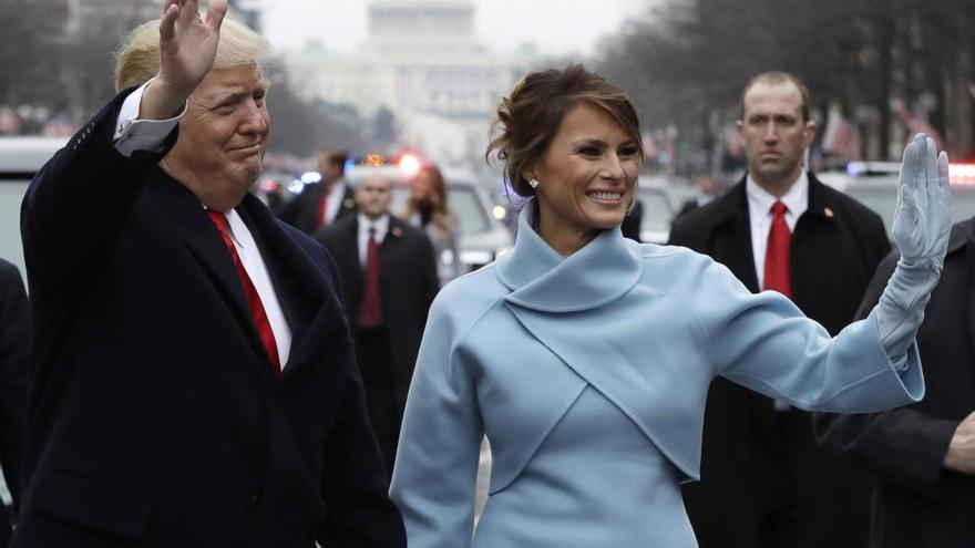 El estilismo de las primeras damas de EEUU, a examen