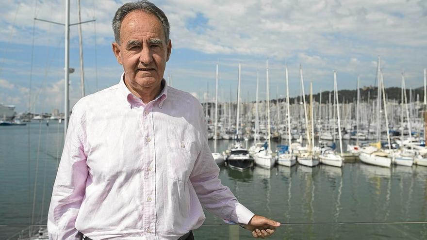 Javier Sanz gana las elecciones a la presidencia de la Federación Española de Vela