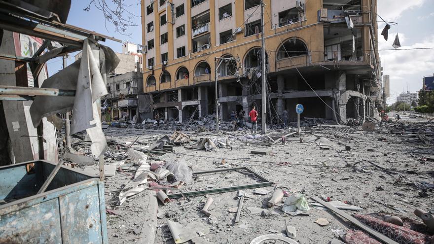 """La ONU alerta de que Israel y Palestina van hacia una """"guerra a gran escala"""""""