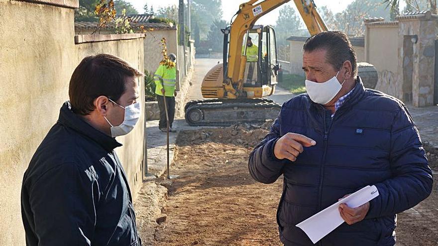 Ontinyent adecuará siete caminos rurales con una inversión de 161.000 euros