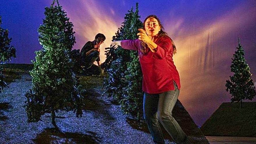 «Encara hi ha algú al bosc» obrirà la temporada de tardor del teatre rosinc