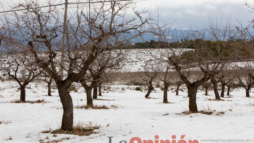 La nieve sigue siendo la protagonista en el Noroeste