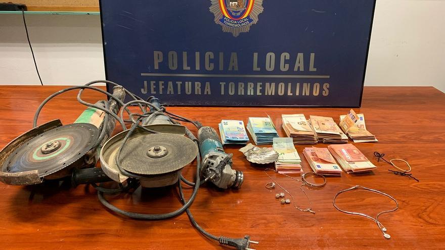 Detenido en Torremolinos el empleado de un hotel tras robar 15.000 euros y joyas