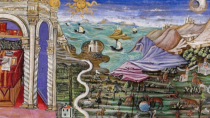 Plinio el viejo, la biblioteca de la naturaleza