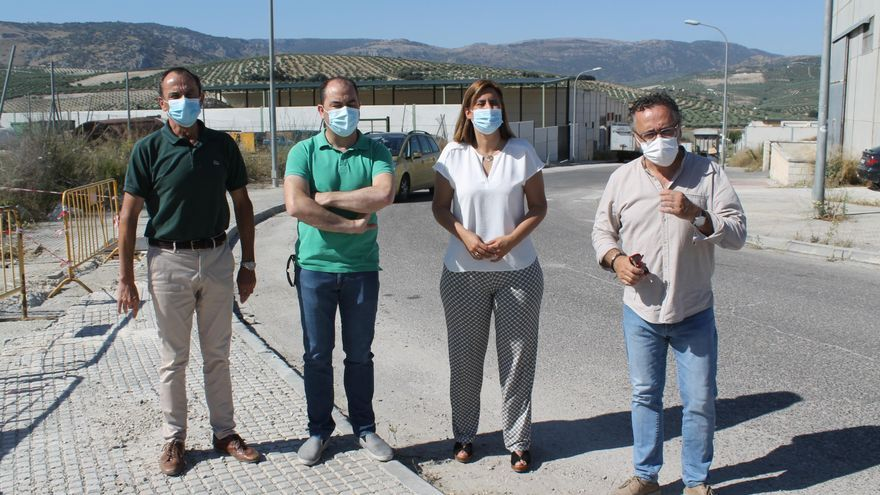 El Ayuntamiento de Baena resuelve el problema de suministro de agua en Los Llanos